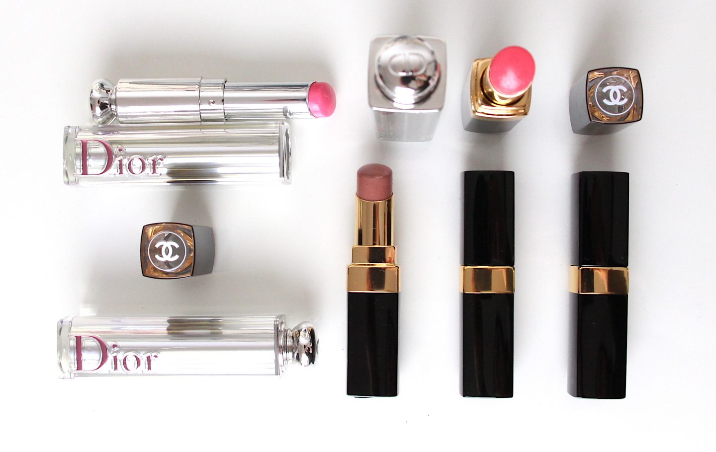 SHEER LIPSTICK FORMULAS: TOP PICKS FROM CHANEL AND DIOR 2019 RELEASES