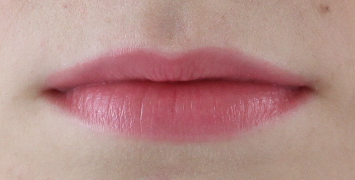 Chanel Rouge Coco Flash 72 Rush Lip Swatch
