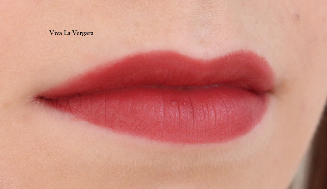 Charlotte Tilbury Hot Lips 2 Viva La Vergara Lip Swatch Fair Skin