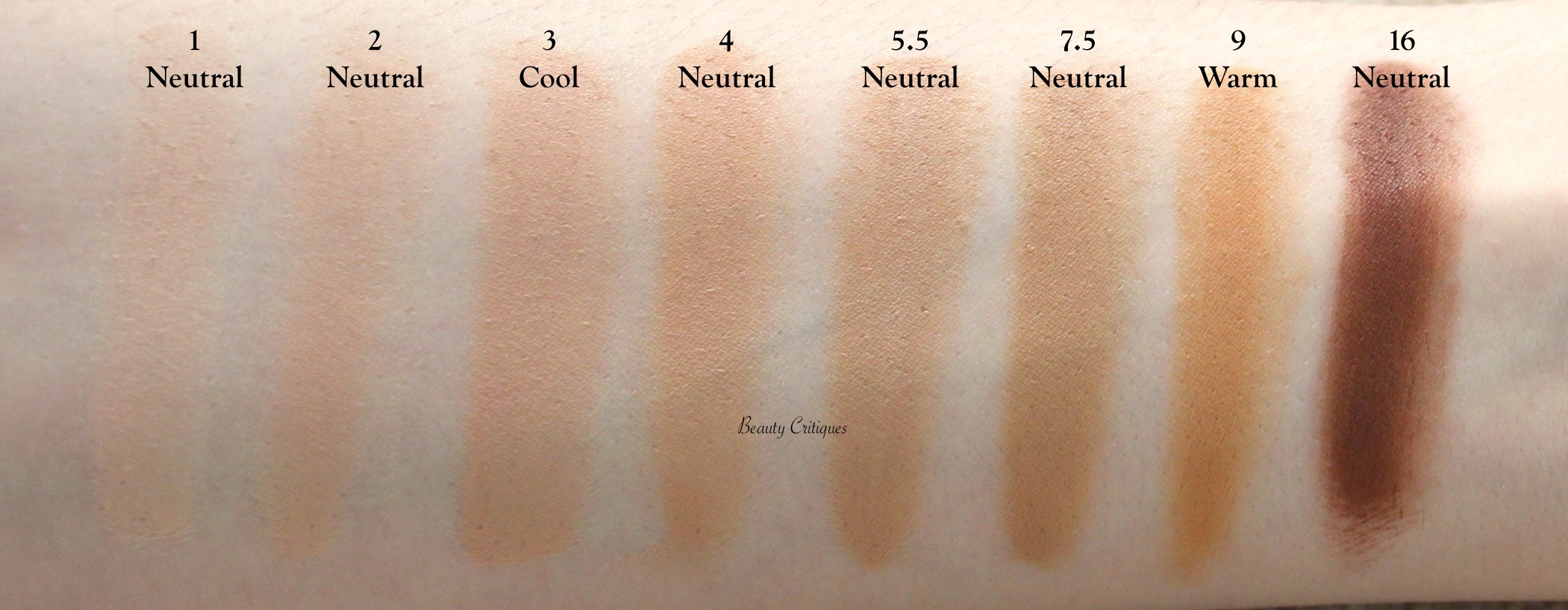 Charlotte Tilbury Airbrush Flawless Foundation Beauty Critiques