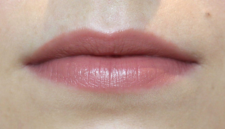 Clé de Peau Lipstick in Bamboo Lip Swatch