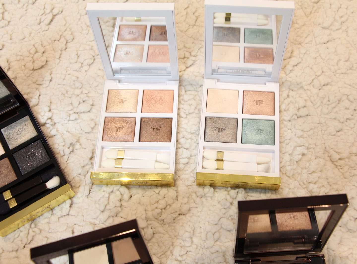 Tom Ford Soleil Neige Eye Quads Soleil D'Hiver and Soleil et Lune