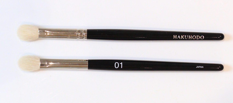 Rephr Brush 01 vs Hakuhodo J5523