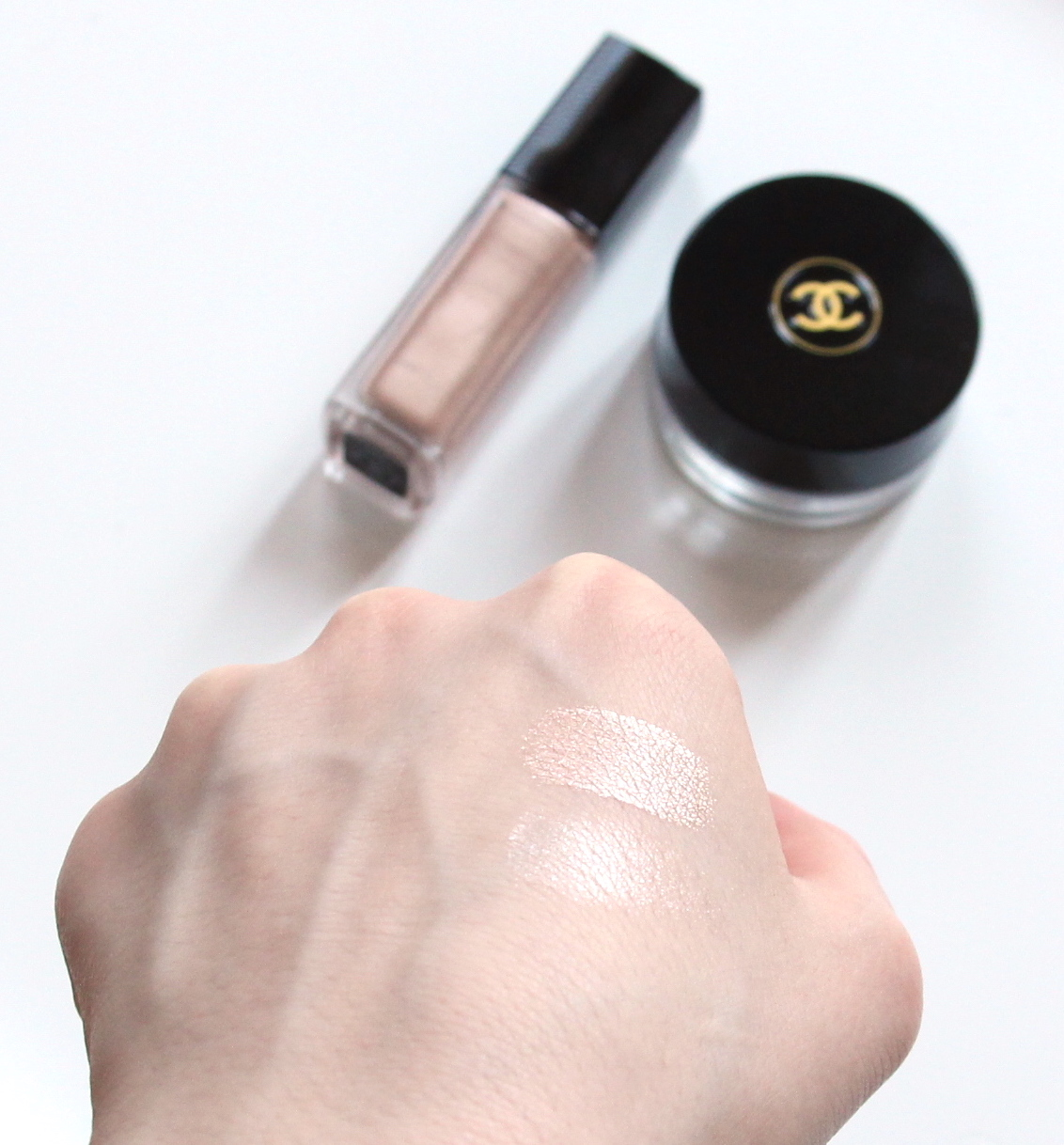 Chanel OMBRE PREMIÈRE LAQUE Liquid Eyeshadow shade 22 - Rayon, Eye Gloss 2019