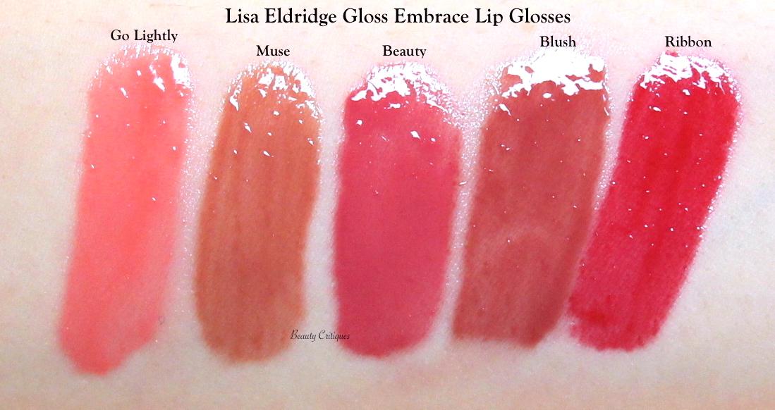 Lisa Eldridge Gloss Embrace: Go Lightly, Muse, Beauty, Blush, Ribbon