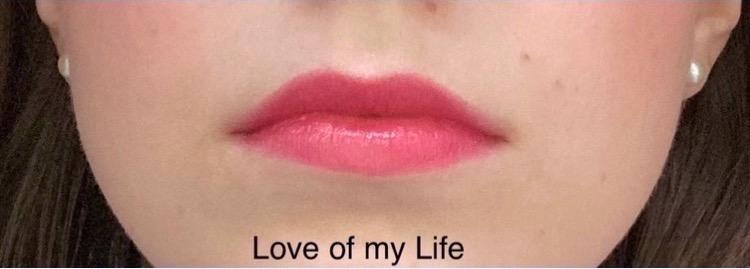 Lisa Eldridge Luxuriously Lucent Lip Colour Lipstick Love Of My Life