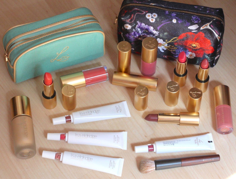 Lisa Eldridge Summer 2021 Collection: Enlivening Blush, Elevated Glow Highlighter, Luxuriously Lucent Lipsticks, Gloss Embrace Lip Gloss